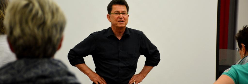 Uli Konietzko Qigong-Lehrer